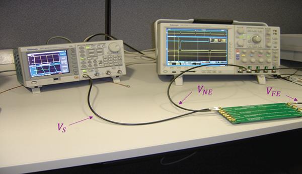 Figure6: Experimental setup