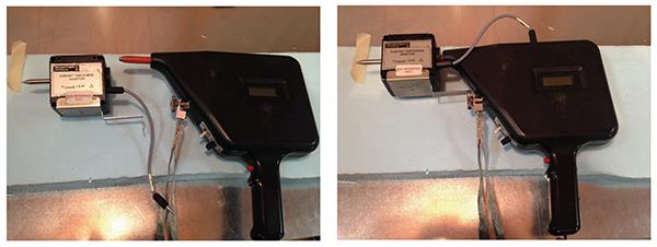 Figure5: Contact discharge adaptor