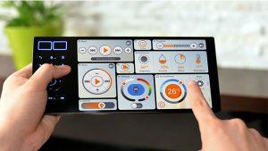 Sensor Touch Controller