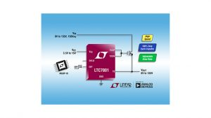 Photo Source: Linear Technology now part of Analog Devices