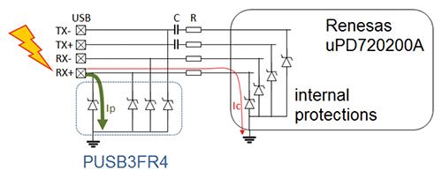Figure24: SEED simulation diagram. R ≈ 1 Ω. C = 1 µF.