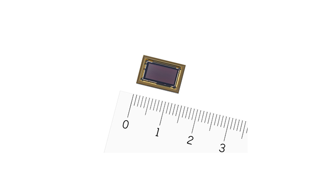 Newly Released, Industry's Highest Resolution CMOS Image Sensor for